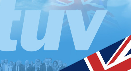 TUV Challenge Terror Award to School Children