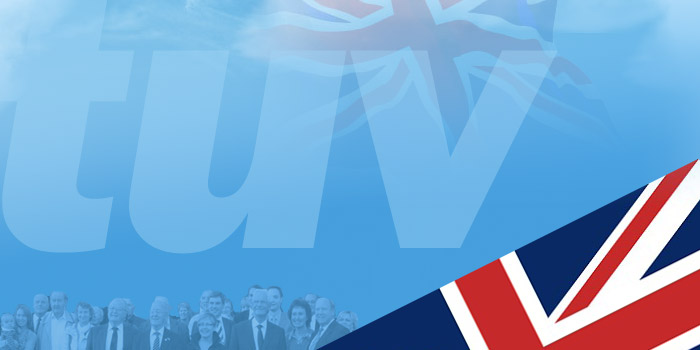 TUV Conference 2013 – Press Officer Sammy Morrison